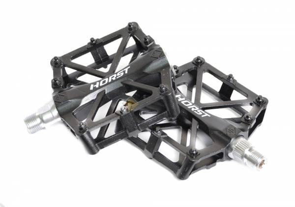 Педали HORST BMX алюминиевые H36 черные